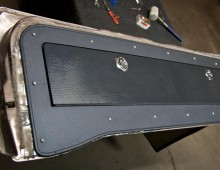 100 Series Tailgate Lid Installation