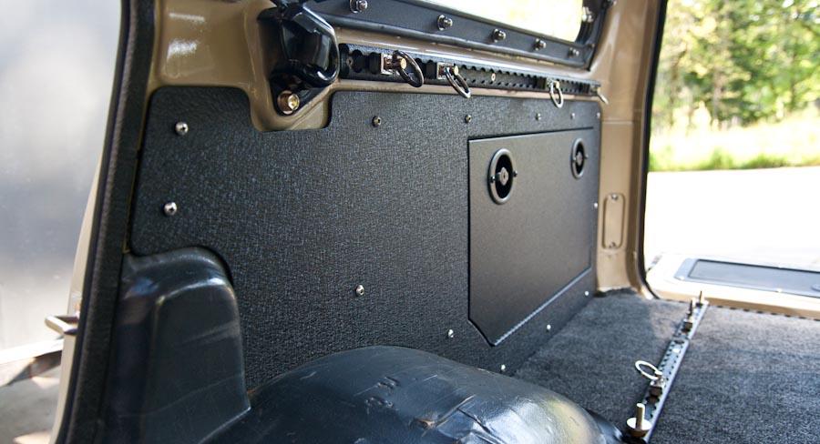Custom Side Panel Storage Ih8mud Forum