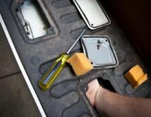 80 Series Tailgate Lid Installation